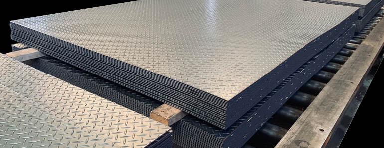 steel plate conveyor